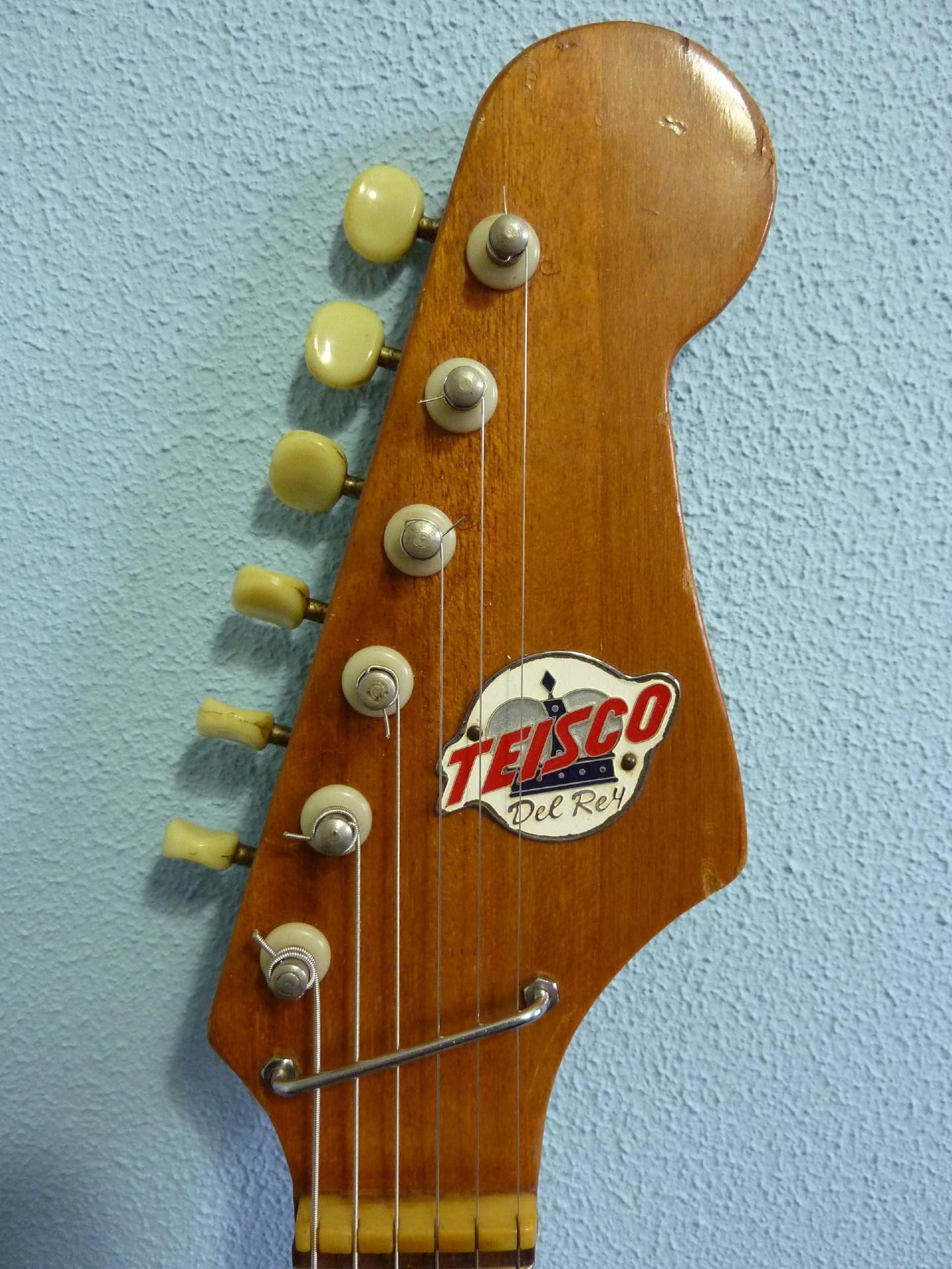 Teisco Del Rey Et 210 Electric Guitar Buy Vintage Teisco