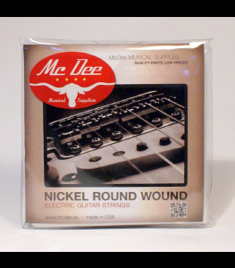 McDee guitar strings 11-50