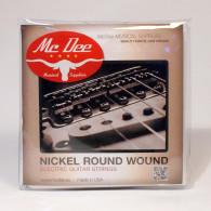 McDee guitar strings 10-46