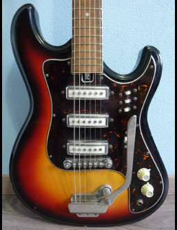 Hender Amps - Vintage guitar shop en gitaarversterker